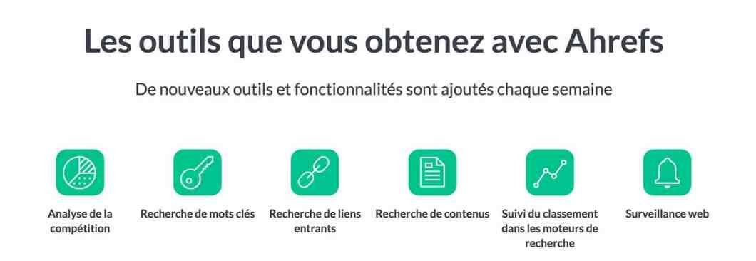 Outils pour analyser ses backlinks, Agence web de Création de site internet