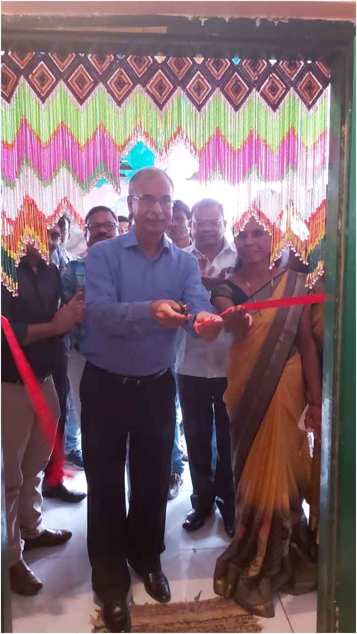 CSC AMUL CAFE INAUGURATED IN GUJARAT