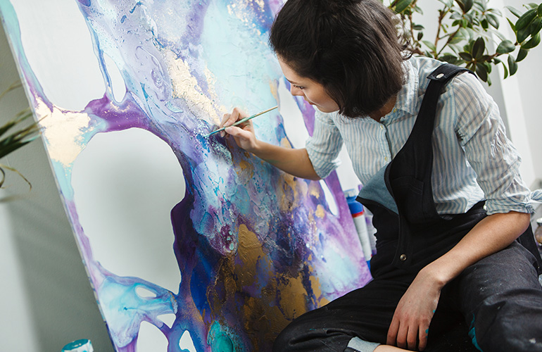 How to Become an Art Therapist