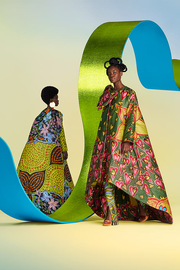Vlisco City of Joy Fashionlook 05