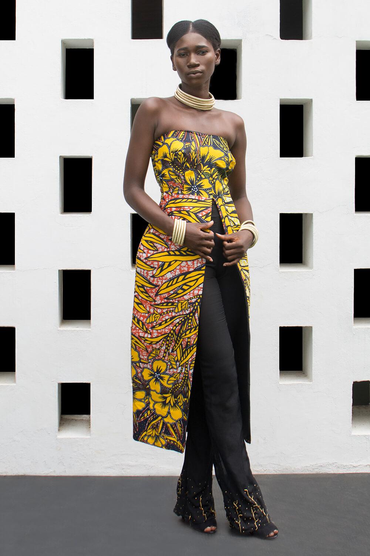 Vlisco&co Accra - Ushie - Look 03