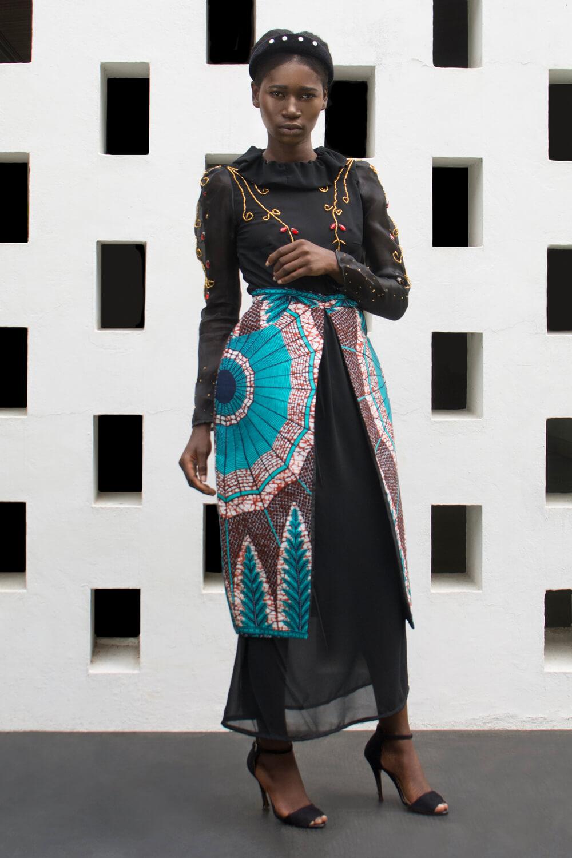 Vlisco&co Accra - Ushie - Look 05