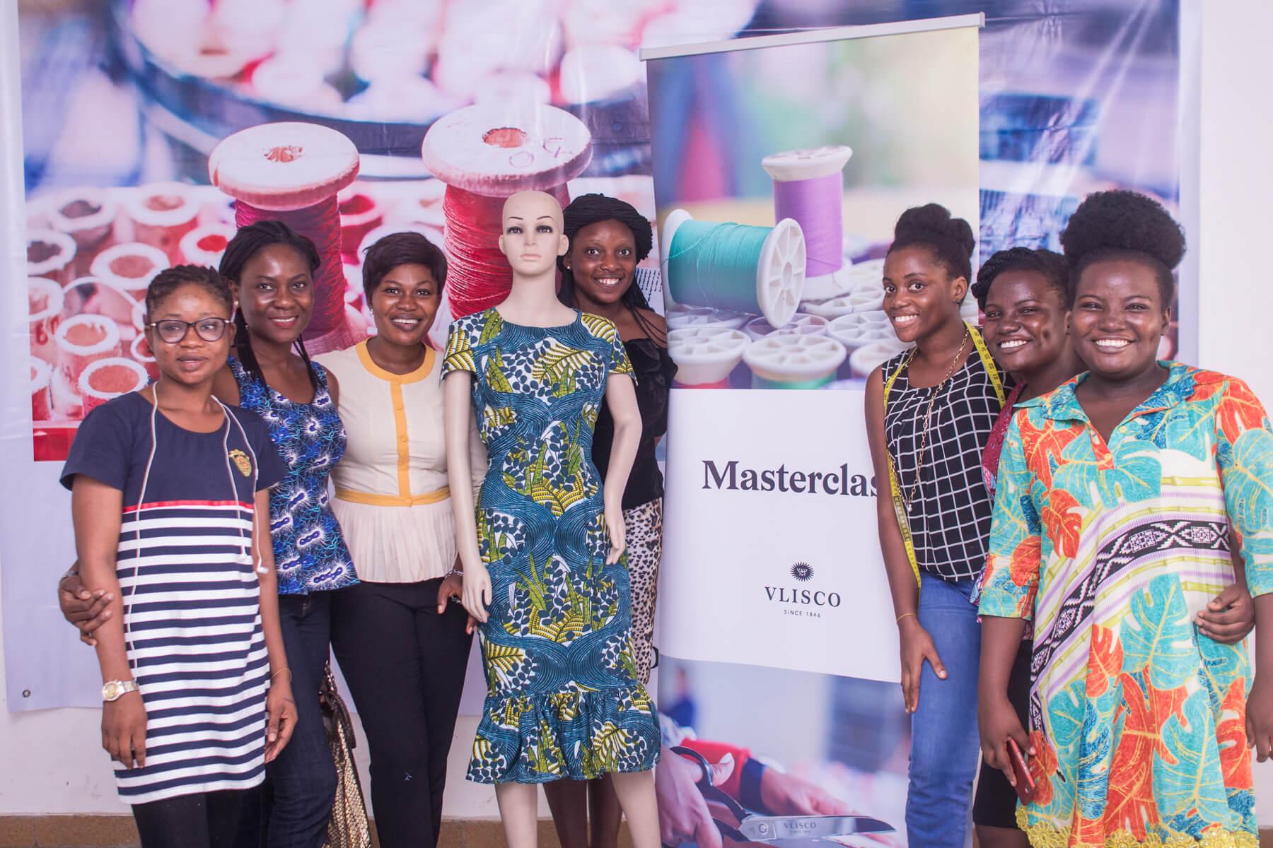 Vlisco Masterclass Nigeria