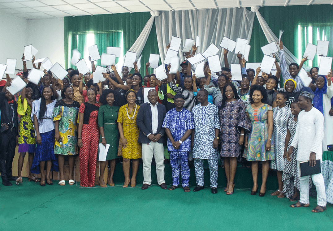 Vlisco Lagos Tailor Graduation 2017