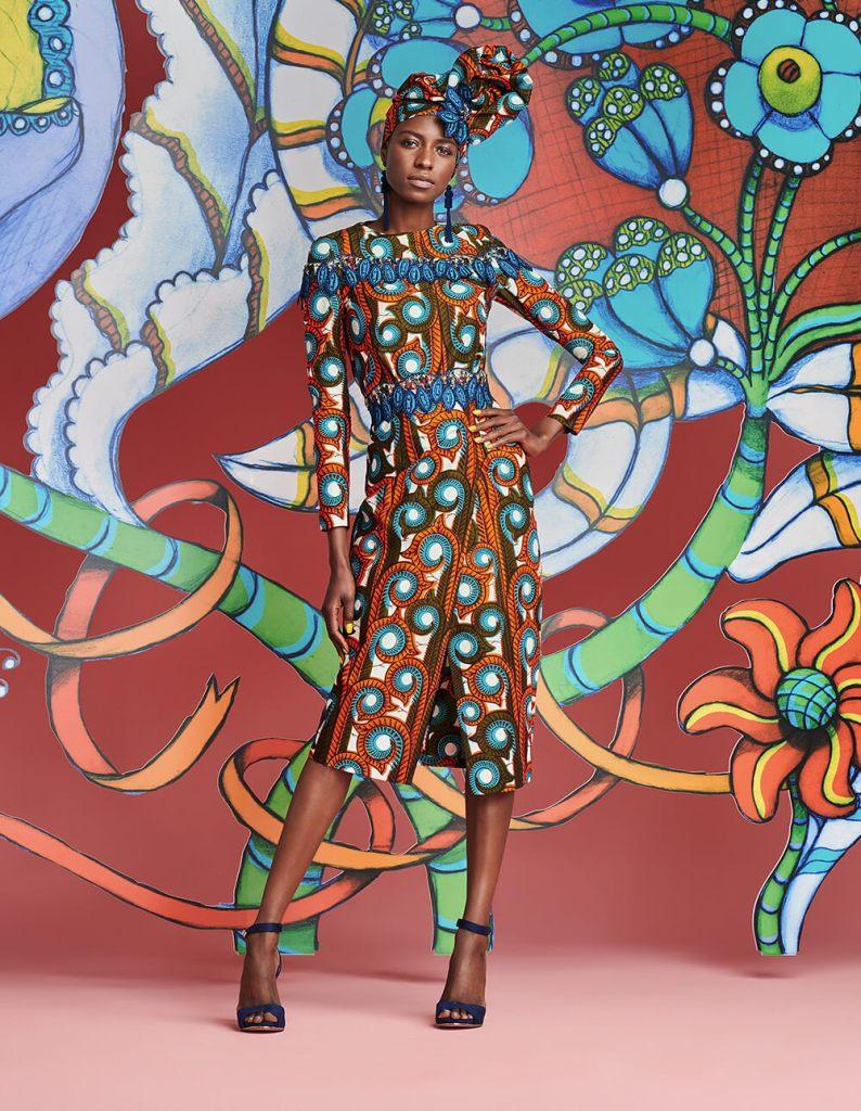 African wedding dresses