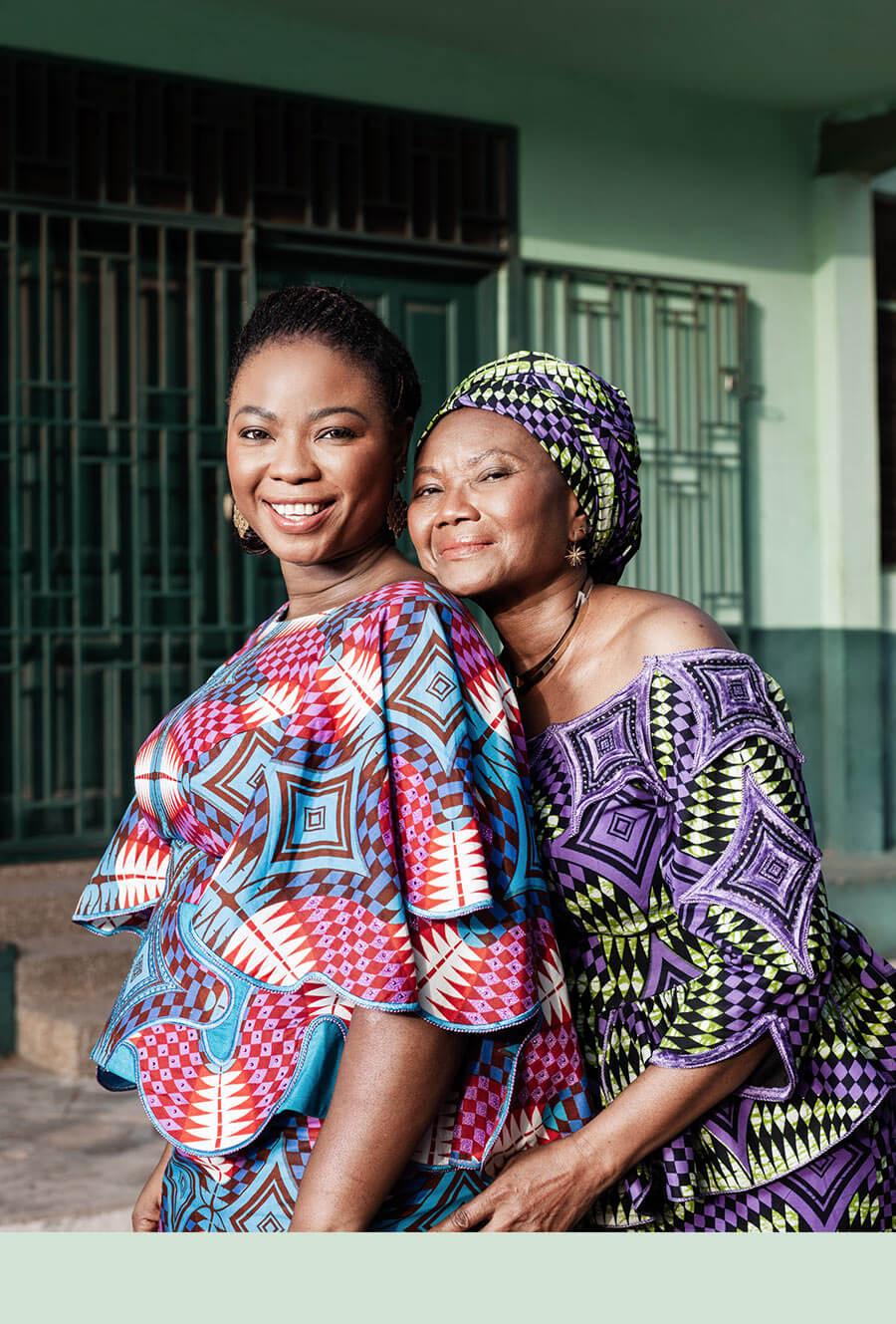 Family Visual Benin