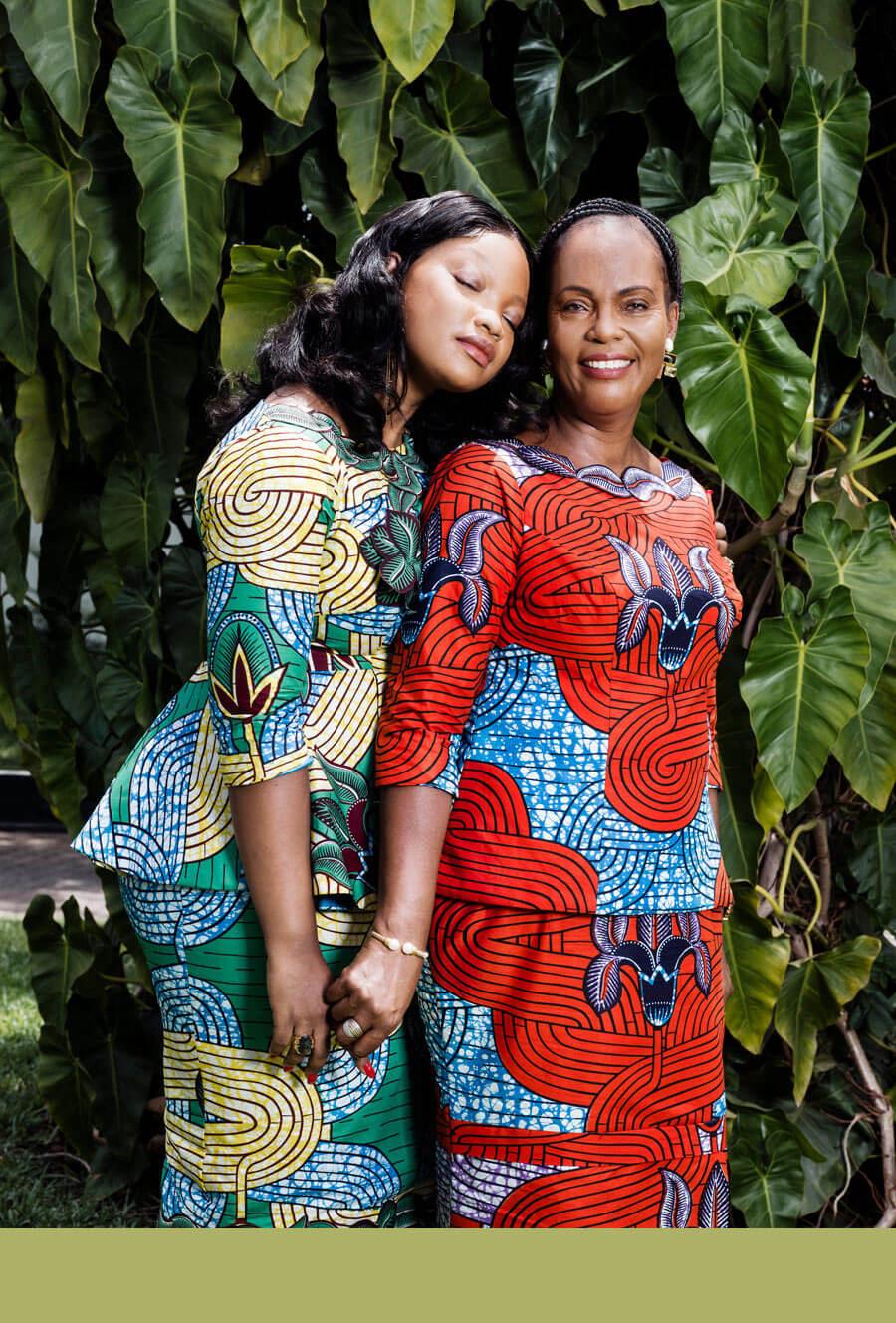 Family Visual Congo