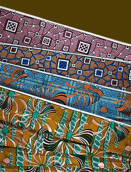 Block4 Fabrics Mobile