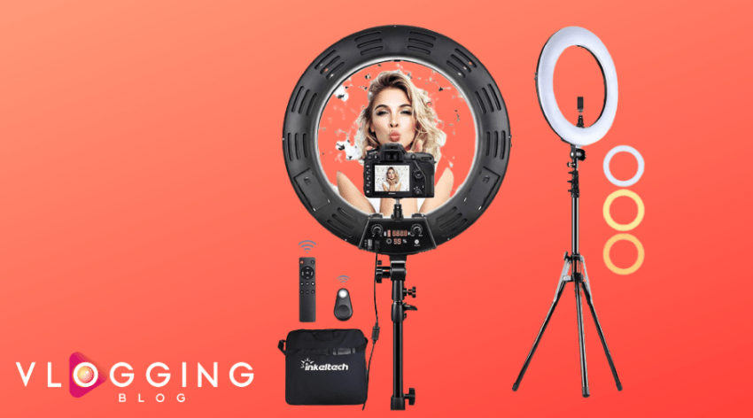 Best Ring Lights For YouTubers