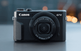 Canon PowerShot G7 The Best Point And Shoot Vlogging Cameras
