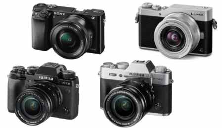 10 Reasons to Invest in Mirrorless Cameras
