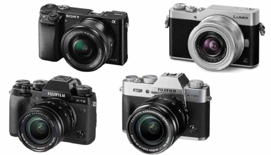 8 Best Mirrorless Cameras for All Kinds of Shoots in 2021