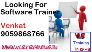 Software Trainer Registration Vlrtraining