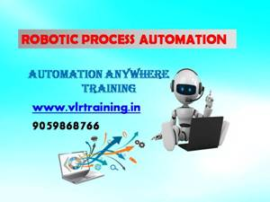 Automation Anywhere Online Training by VLR Training