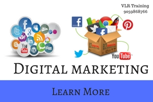 digital marketing training by vlr training