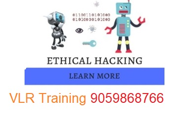 ethical hacking online training Hydarabad