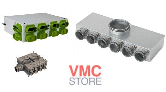 Vente de systèmes de distribution d'air pour vmc double flux