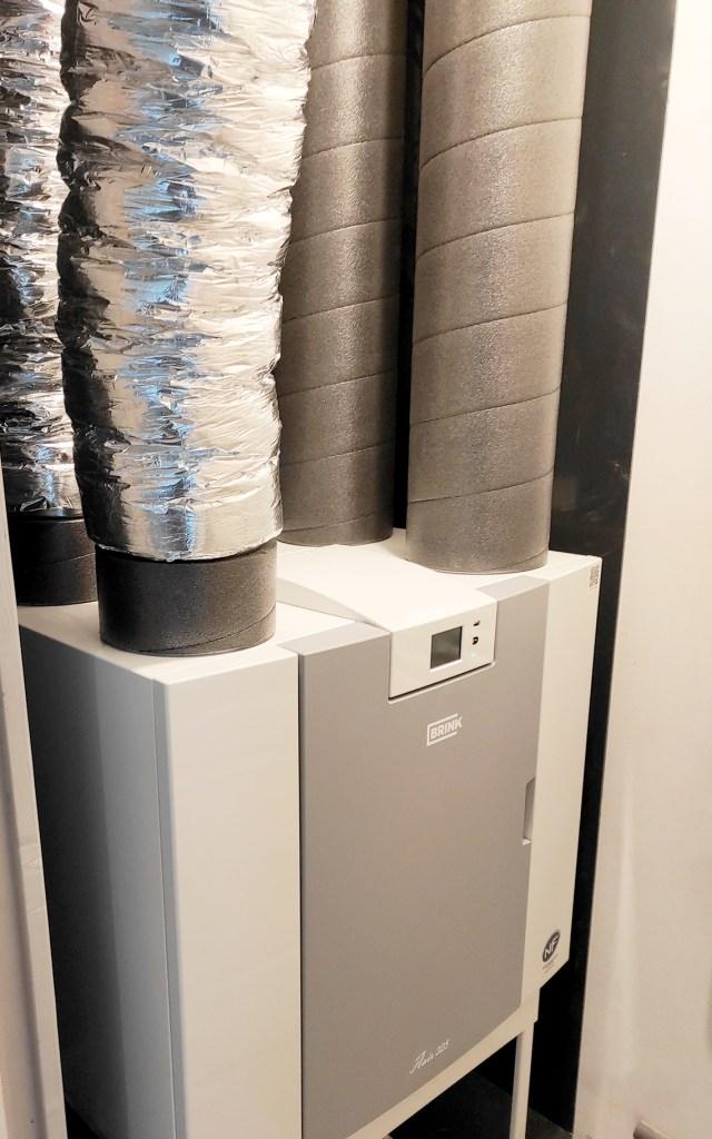 Ventilation double flux : Flair 325