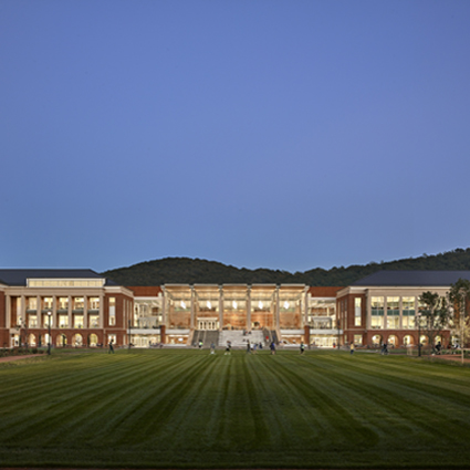 Liberty University Montview Student Union Dining VMDO