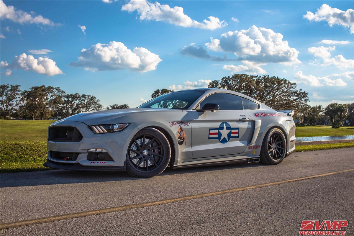 2015 2017 mustang side exhaust kit