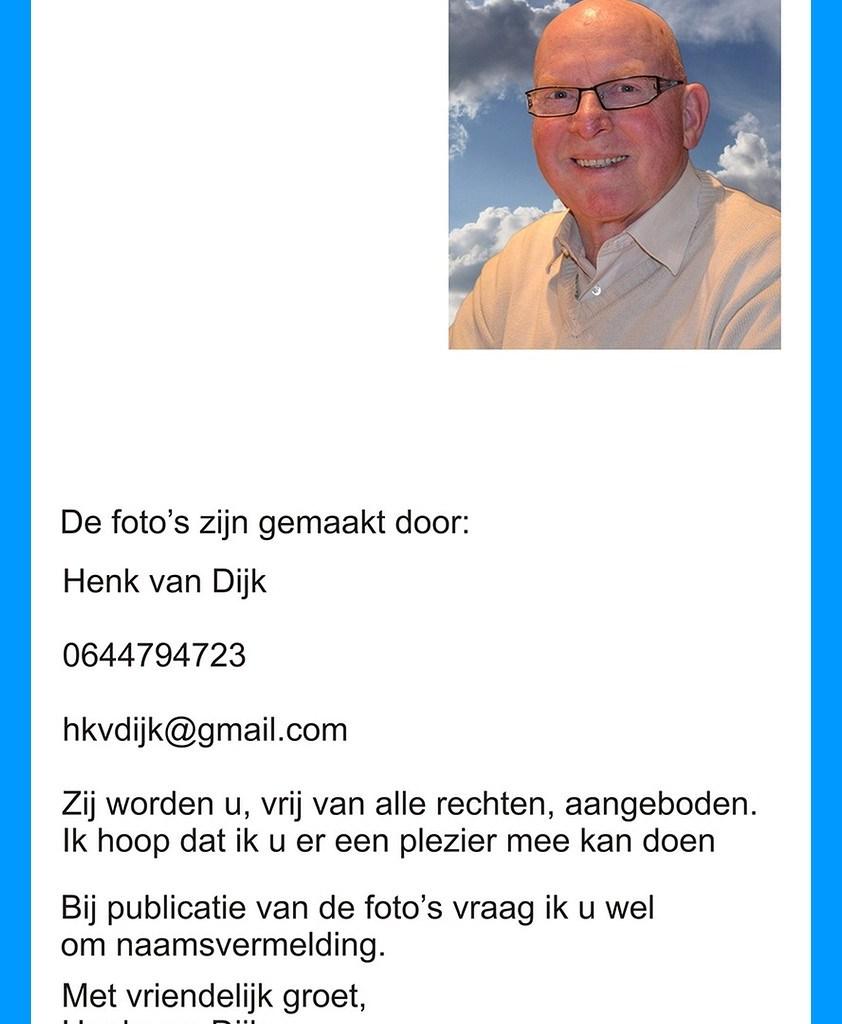 0 Henk van Dijk
