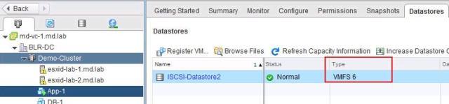 Storage vMotion of VMware Snapshot_4