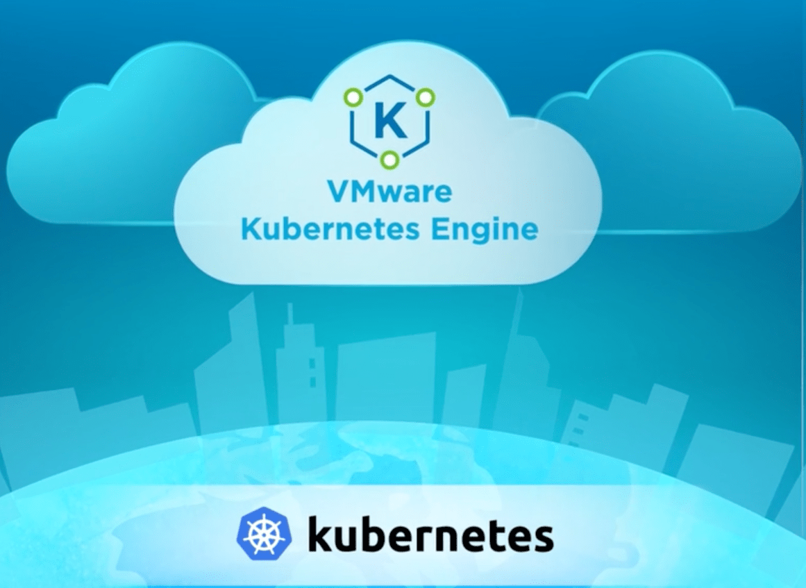 VMware K8 Engine