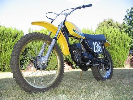 Suzuki TM 125