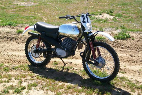 DKW 125 1973 Enduro