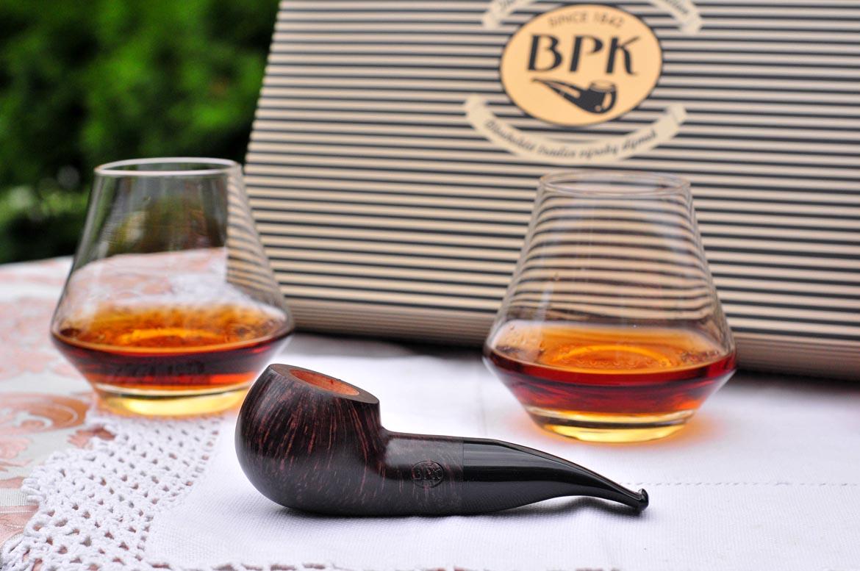 bourbon fajka