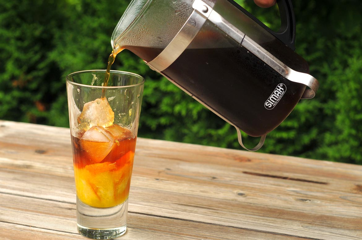 kava cold brew coffee