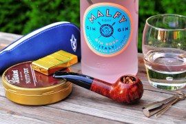 savinelli one starter series pipe gin fajkovy tabak