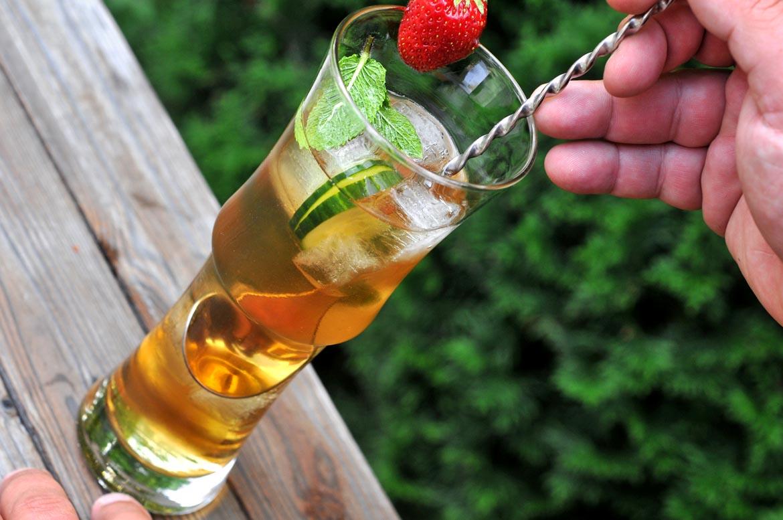 Tatratea 57% & Lemonade