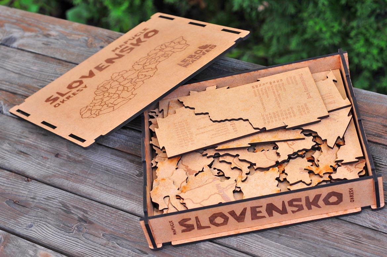 mapucle slovensko