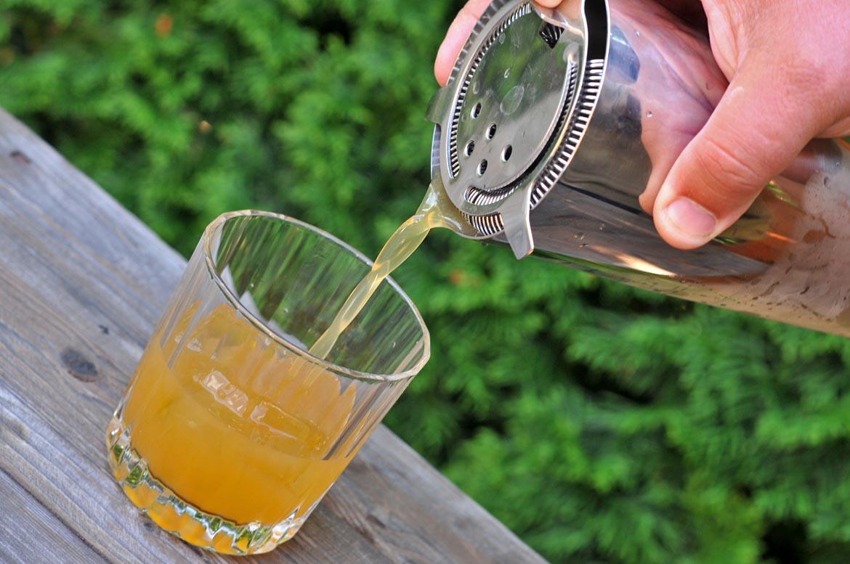 Tatra Tea 42% Slammer