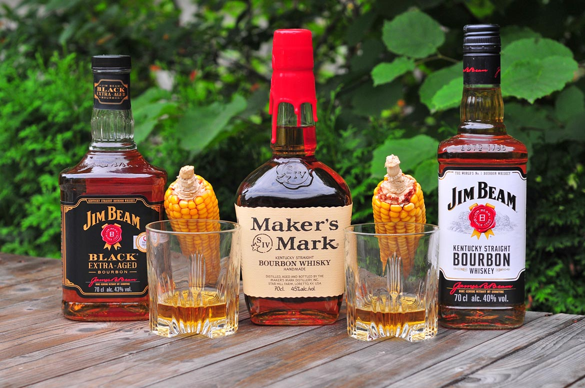 bourbon jim beam maker´s mark