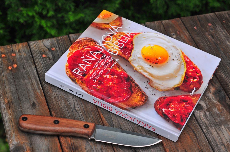 kniha raňajková biblia
