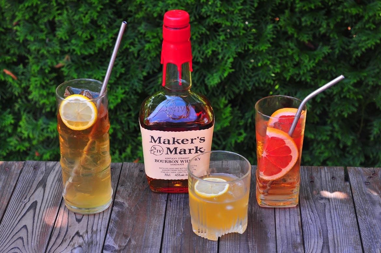 kokteily z bourbonu