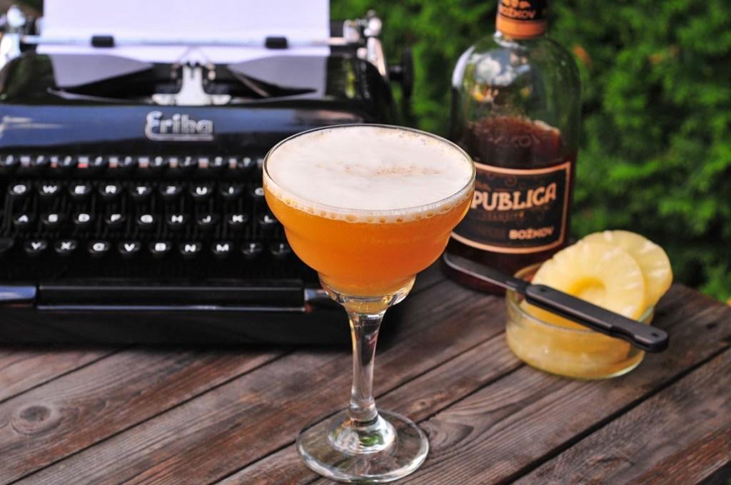 rum pineapple božkov republica exclusive