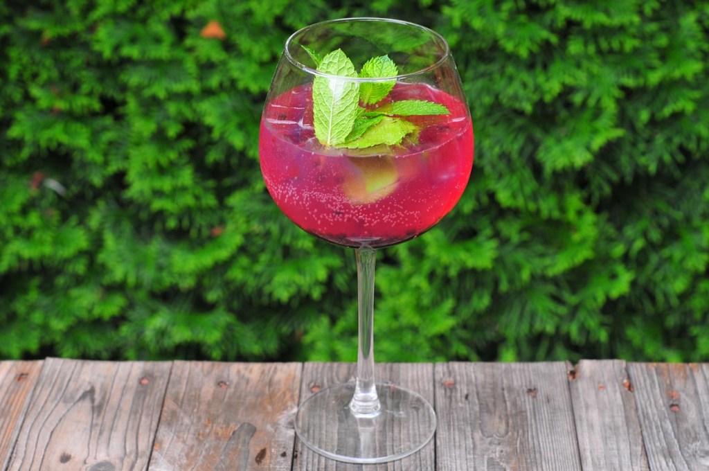Elderbery & Gin Tonic