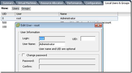 ResetRoot Password