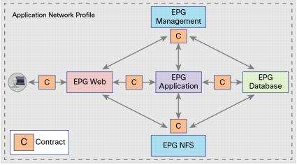 ACI EPG Management