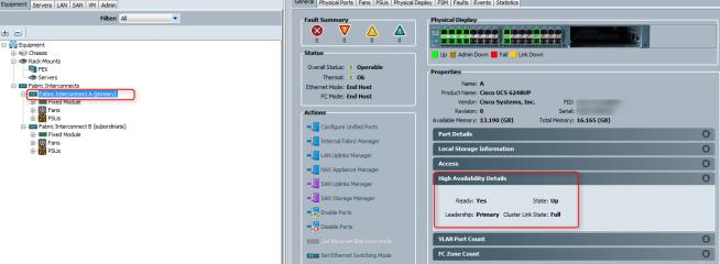 cisco ucs firmware upgrade IO Modules