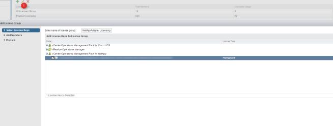 Blue Medora Netapp Management Pack Install Step 12