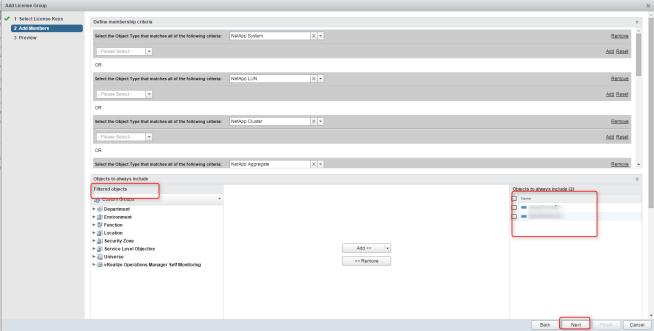 Blue Medora Netapp Management Pack Install Step 13
