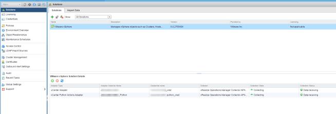 Blue Medora UCS Management Pack Install Step 1