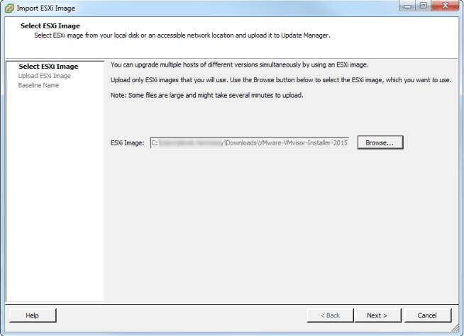 esxi-update-manager-import-esxi-image-step1