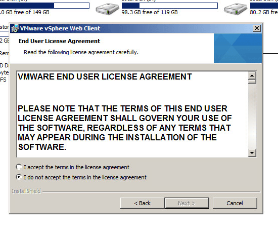 vmware license agreement