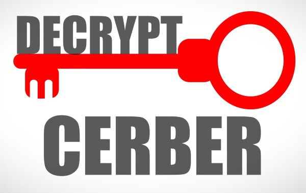 CERBER Attack and Recovery