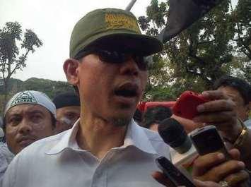 2 Rekomendasi Munarman Kepada SBY Soal Penyadapan